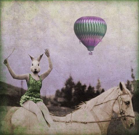 Kveld på sirkuset av Katrine Kalleklev