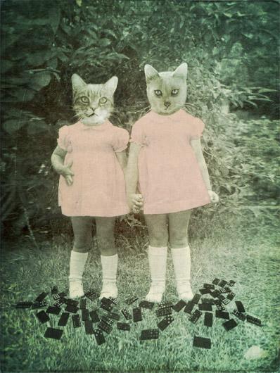 Rosa kjoler av Katrine Kalleklev